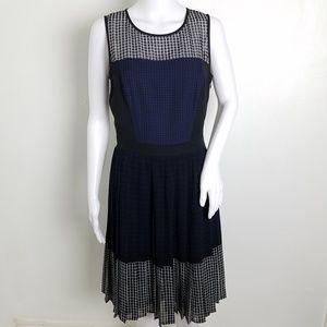 Halogen Fit and Flare Womens Dress Size 6